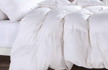 παπλωμα λευκο ξενοδοχειου