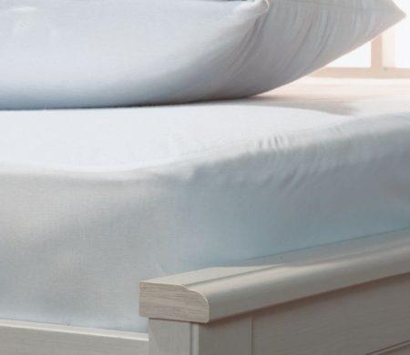 Αδιάβροχο προστατευτικό κάλυμμα μονό 100x200+30 Nef-Nef