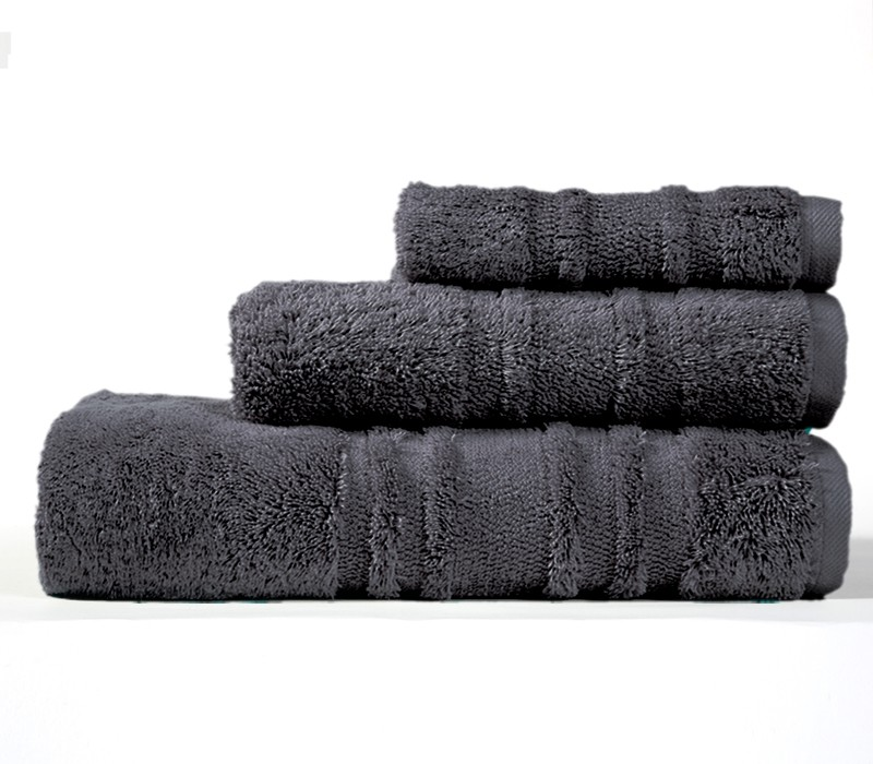 Πετσέτα μπάνιου Supreme 650 Anthracite Bath Collection – Nef-Nef