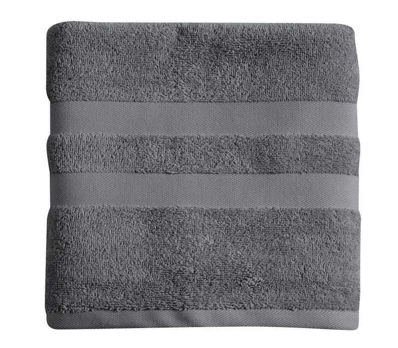 Πετσέτα προσώπου Status grey Bath Collection - Nef-Nef nef nef