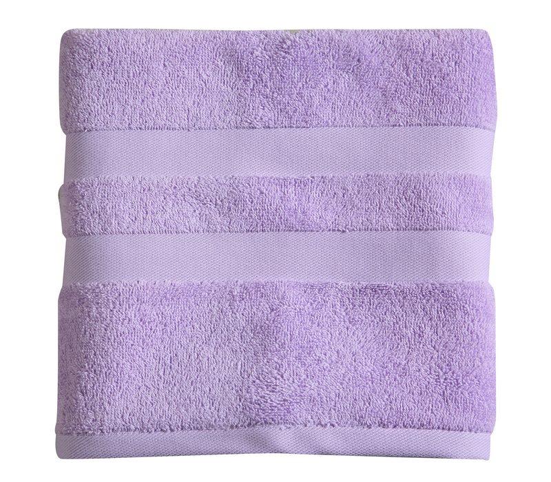 Πετσέτα χεριών Status lilac Bath Collection – Nef-Nef