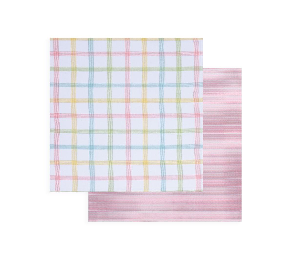 Σουπλά 40X40 Nef Nef Εμπριμέ Walter Multi/Pink