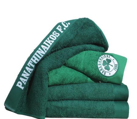 Πετσέτα μπάνιου ΠΑΟ 1908 Team Bath Collection - Palamaiki