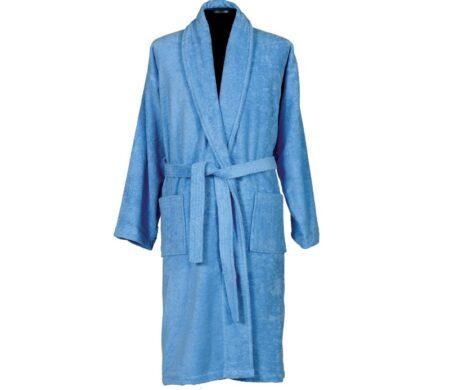 Μπουρνούζι Status Blue extra large Bath Collection - Nef-Nef