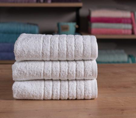 Πετσέτα προσώπου ξενοδοχείου (50x100) 600 γρ/μ² Πεννιέ Style