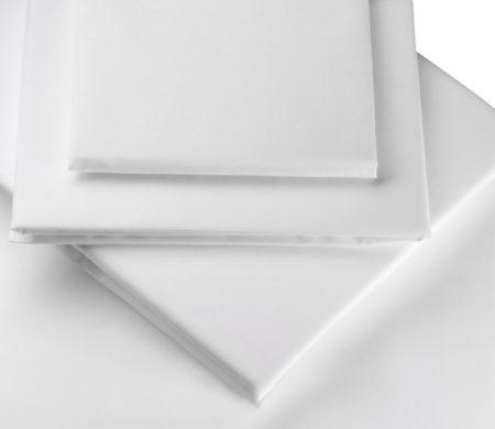 Σεντόνι ημίδιπλο Ξενοδοχειακό 180x270 εκ 160TC Βαμβ - Πολ - Unicorn