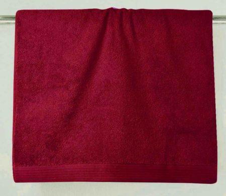 Πετσέτα χεριών Bordo Venus Bath Collection - Nef-Nef