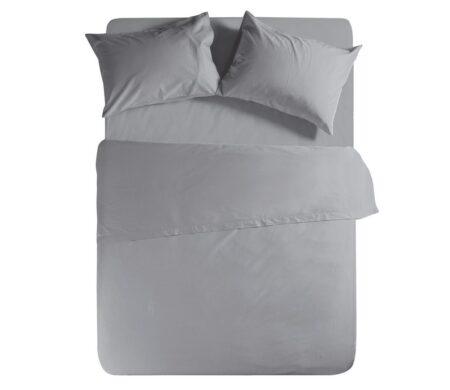 Σεντόνι μονό 170*270 L.Grey Basic Collection - Nef-Nef