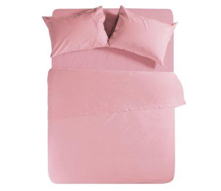 Σεντόνι μονό 170*270 Pink Basic Collection - Nef-Nef