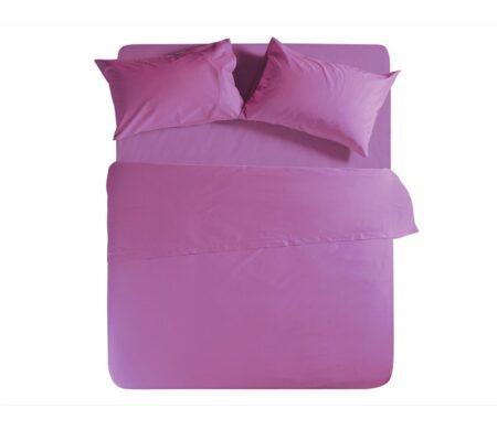 Σεντόνι μονό 170*270 Violet Basic Collection - Nef-Nef
