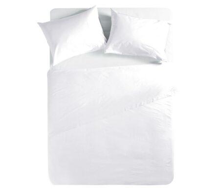 Σεντόνι μονό 170*270 White Basic Collection - Nef-Nef