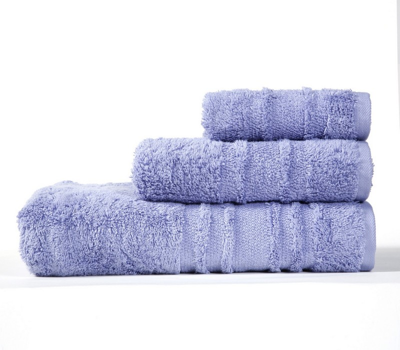 Πετσέτα μπάνιου Supreme 650 blue Bath Collection – Nef-Nef