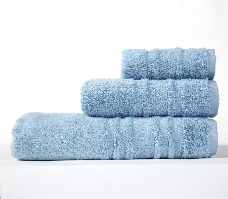Πετσέτα προσώπου Supreme 650 aqua Bath Collection - Nef-Nef