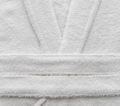 μπουρνουζι λευκο ξενοδοχειου