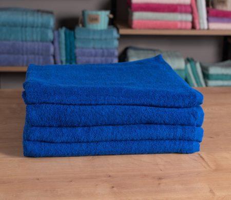 Πετσέτα Πισίνας ξενοδοχείου (80x160) 450 γρ/μ² Αντιχλώριο Royal Blue