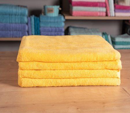 Πετσέτα Πισίνας ξενοδοχείου (80x160) 450 γρ/μ² Αντιχλώριο Yellow