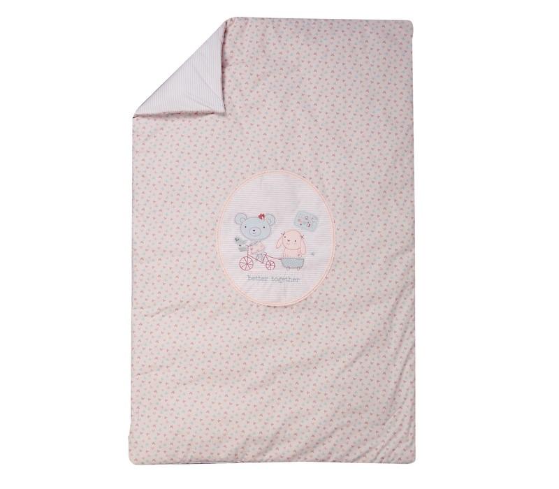 Κουβερλί κούνιας Better Together Baby Collection - Nef-Nef