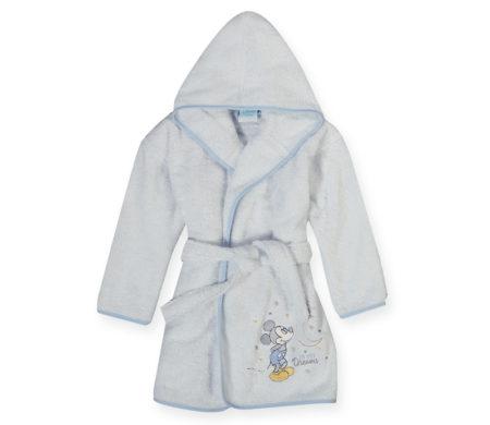 Μπουρνούζι No2 Mickey's Dreams Disney Baby Collection - Nef-Nef
