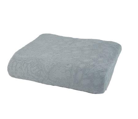 Κουβέρτα υπέρδιπλη 230*250 Elbert Aqua Bedcovers Collection - Nef-Nef