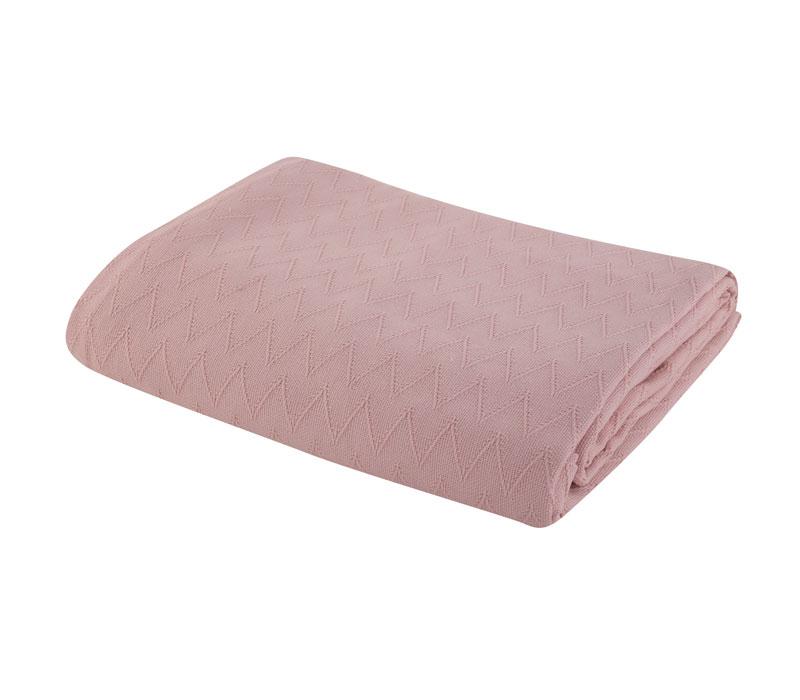 Κουβέρτα υπέρδιπλη Summer 20 Pink Bedcovers Collection – Nef-Nef