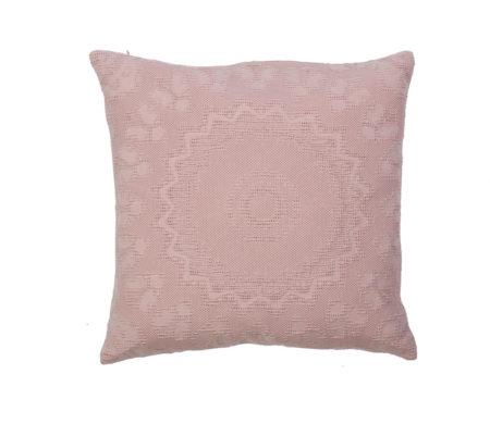 Μαξιλάρι Διακοσμητικό 50x50 Elbert Pink Bedcovers Collection - Nef-Nef