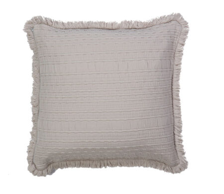 Μαξιλάρι Διακοσμητικό 50x50 Madison Grey Bedcovers Collection - Nef-Nef