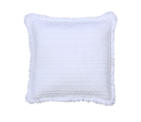 Μαξιλάρι Διακοσμητικό 50x50 Madison White Bedcovers Collection - Nef-Nef