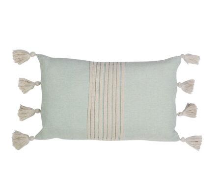 Μαξιλάρι διακοσμητικό 33x55 Willa Mint Living Room Collection - Nef-Nef