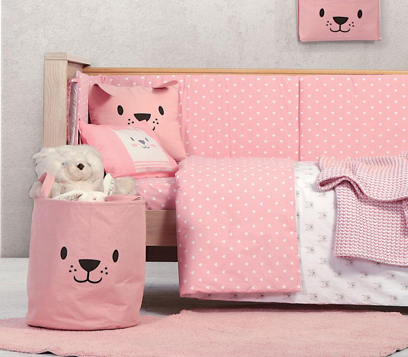 Κουβερλί κούνιας 110*140 Cat Baby Collection – Nef-Nef