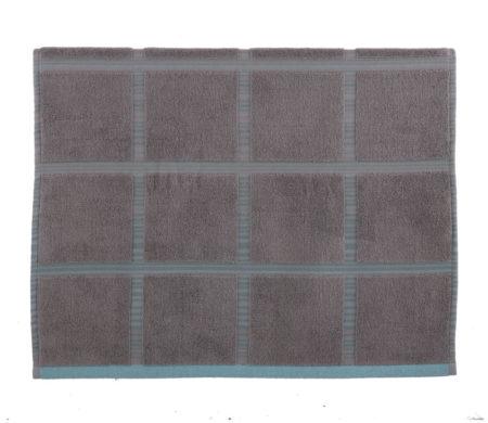 Πετσέτα χεριών 30x50 Nelson grey Bathroom Collection - Nef-Nef