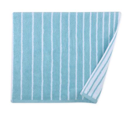 Πετσέτα προσώπου 50x90 Lines blue Bathroom collection - Nef Nef