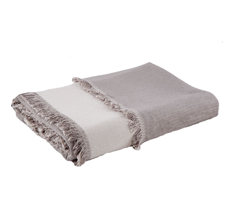 Ριχτάρι διθέσιου καναπέ 170x250 Nature Grey/Ecru Living Room Collection - Nef-Nef