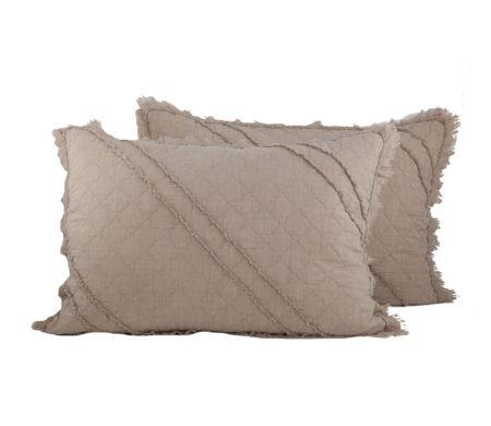 Μαξιλαροθήκες σετ 2τμχ 52x72 Sarin Bedcovers Collection - Nef-Nef