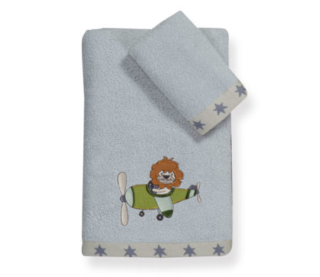 Σετ πετσέτες Sky games Junior Towels Collection - Nef-Nef
