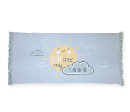 Ταπέτο τυπωτό 70X140 Sunshine Baby Collection - Nef-Nef