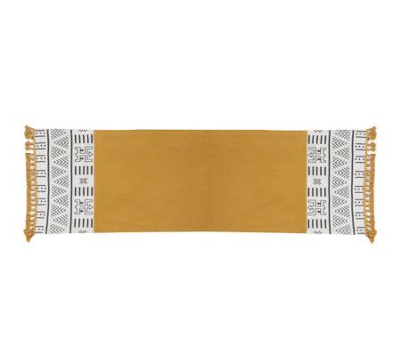 Runner 50x140 Bernice Yellow Living room Collection - Nef-Nef