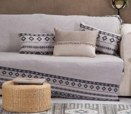 Ριχτάρι τριθέσιου καναπέ 170x300 Perez Living Room Collection - Nef-Nef