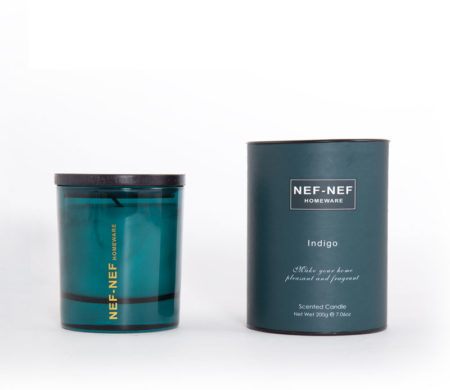 Αρωματικό κερί Indigo Living Collection - Nef-Nef