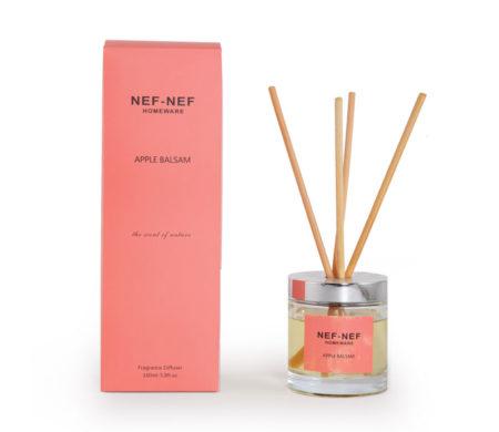 Αρωματικό χώρου με sticks Apple Balsam Home Fragrances Collection - Nef-Nef