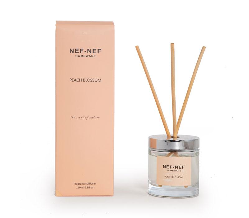 Αρωματικό χώρου με sticks Peach Blossom Home Fragrances Collection - Nef-Nef