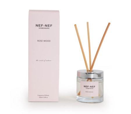 Αρωματικό χώρου με sticks Rose Wood Home Fragrances Collection - Nef-Nef