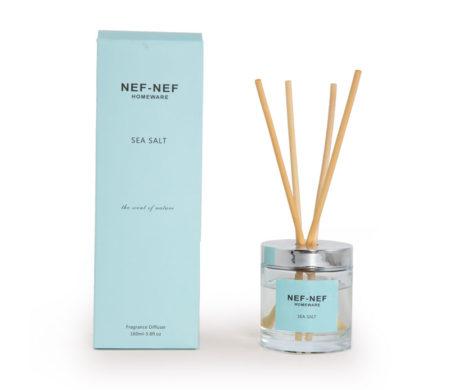 Αρωματικό χώρου με sticks Sea Salt Home Fragrances Collection - Nef-Nef
