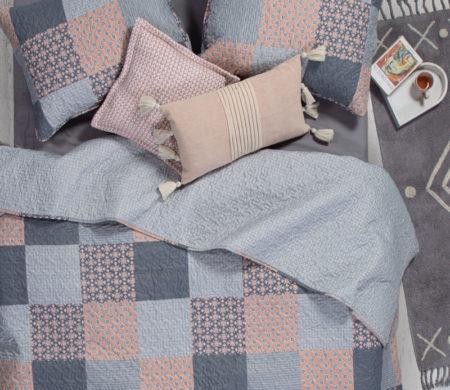 Κουβερλί υπέρδιπλο (220x240) Irving Bedcover Collection - Nef-Nef