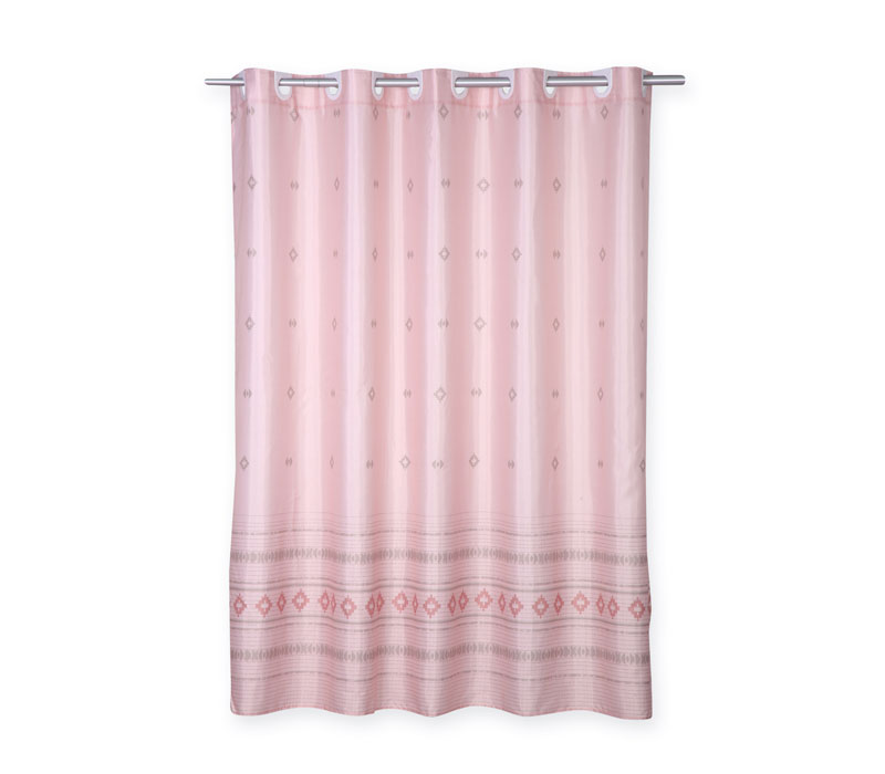 Kουρτίνα μπάνιου (180×200) Perez Pink Bath Collection – Nef-Nef