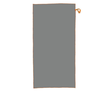 Πετσέτα θαλάσσης microfiber (75x150) Vivid Young Grey Beach Collection - Nef-Nef