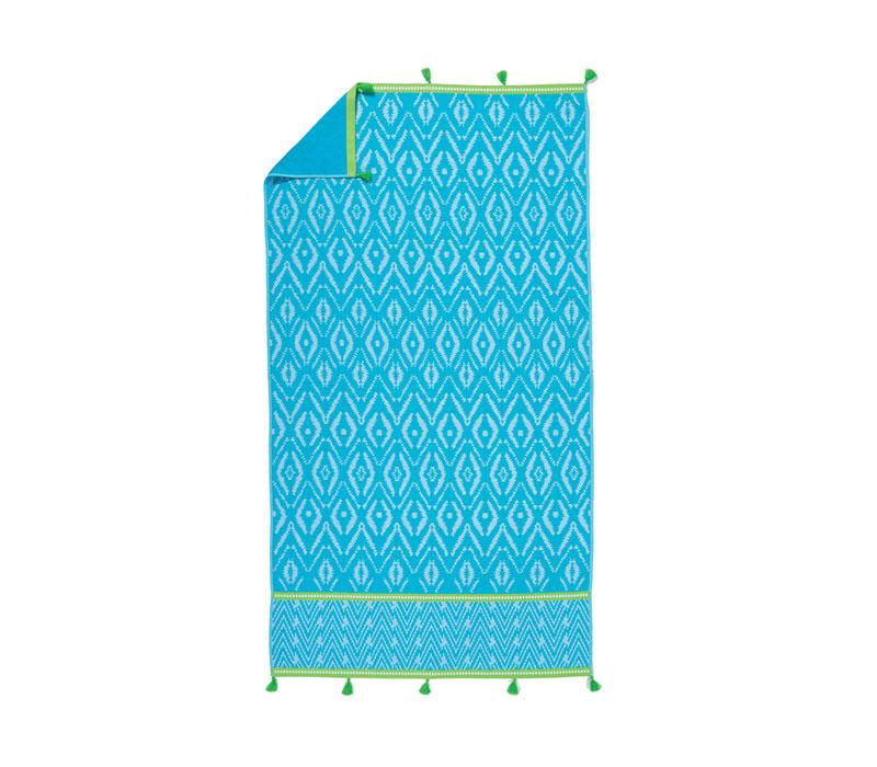 Πετσέτα θαλάσσης (100x180) Visions Turquoise Beach Collection - Nef-Nef