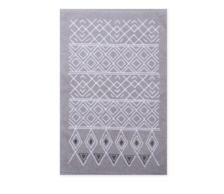 Πετσέτα κουζίνας βελουτέ (40x60) Breizer Grey Kitchen Collection - Nef-Nef
