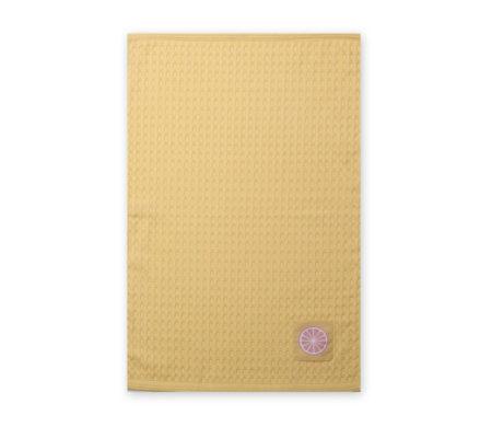 Ποτηρόπανο πικέ (45x68) Juicy Yellow Kitchen Collection - Nef-Nef