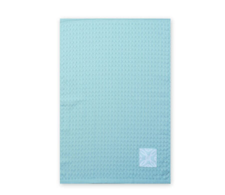 Ποτηρόπανο πικέ (45x68) Mosaic Aqua Kitchen Collection - Nef-Nef