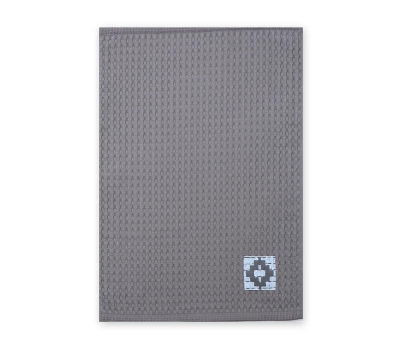 Ποτηρόπανο πικέ (45x68) Perez Grey Kitchen Collection - Nef-Nef